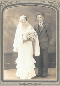 Leora and Walter c 1933 b